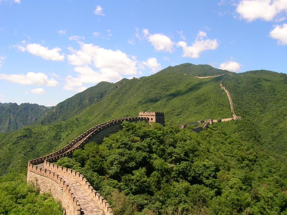 中国的长城