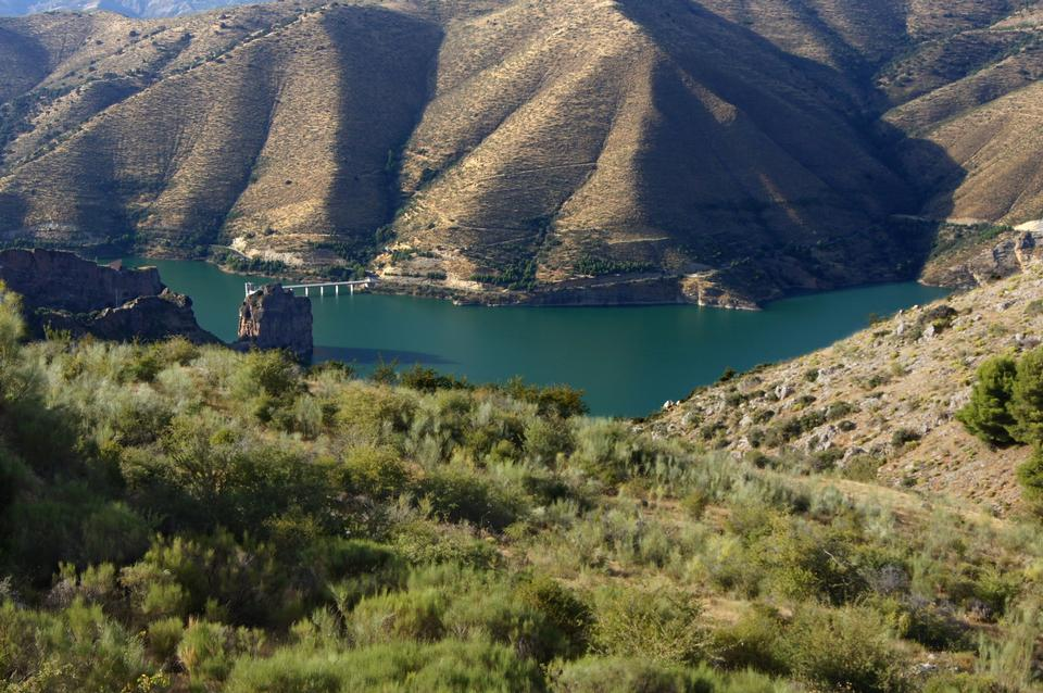 The Sierra Nevada is a mountain range