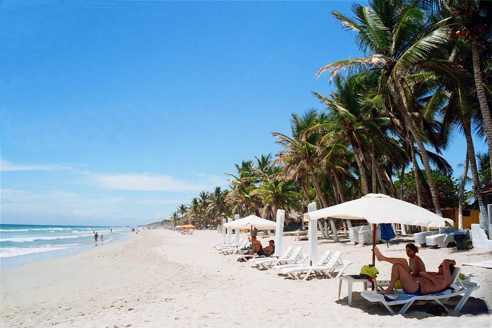 夏日海灘瑪格麗塔島