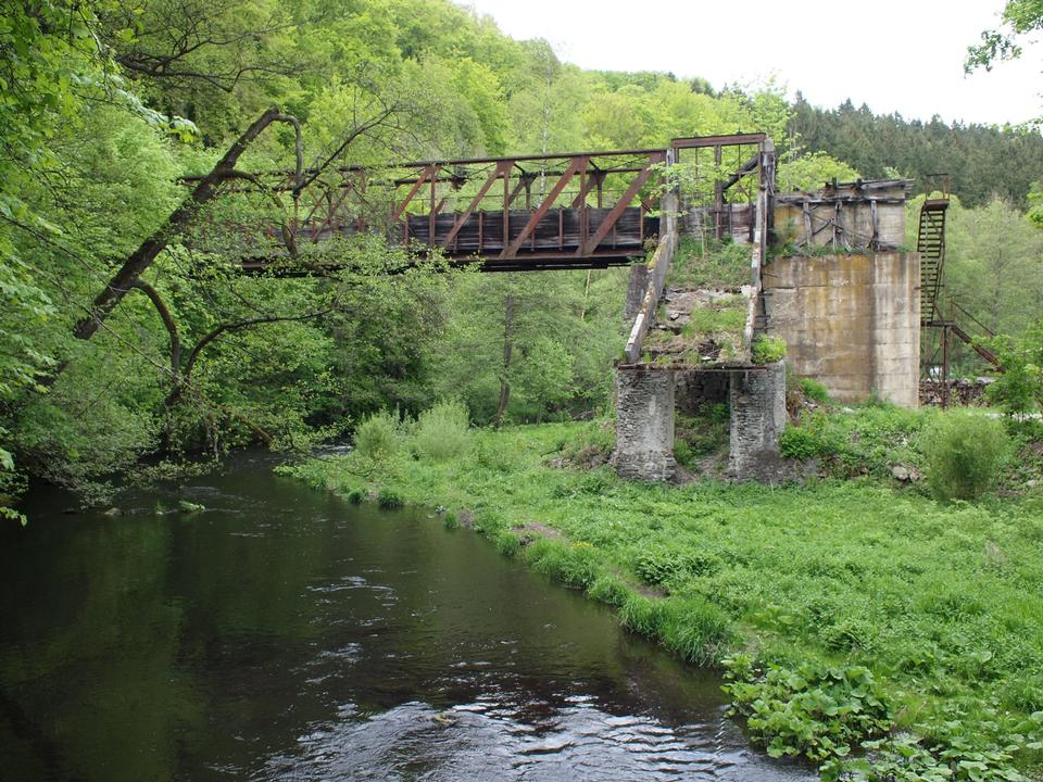 古水橋Altenbrak德國