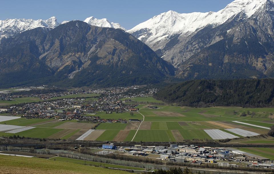 Halltal, Karwendel da ovest, Alta Austria-Stiria, Austria