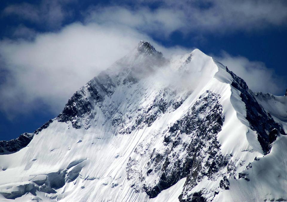 Bernina mountains