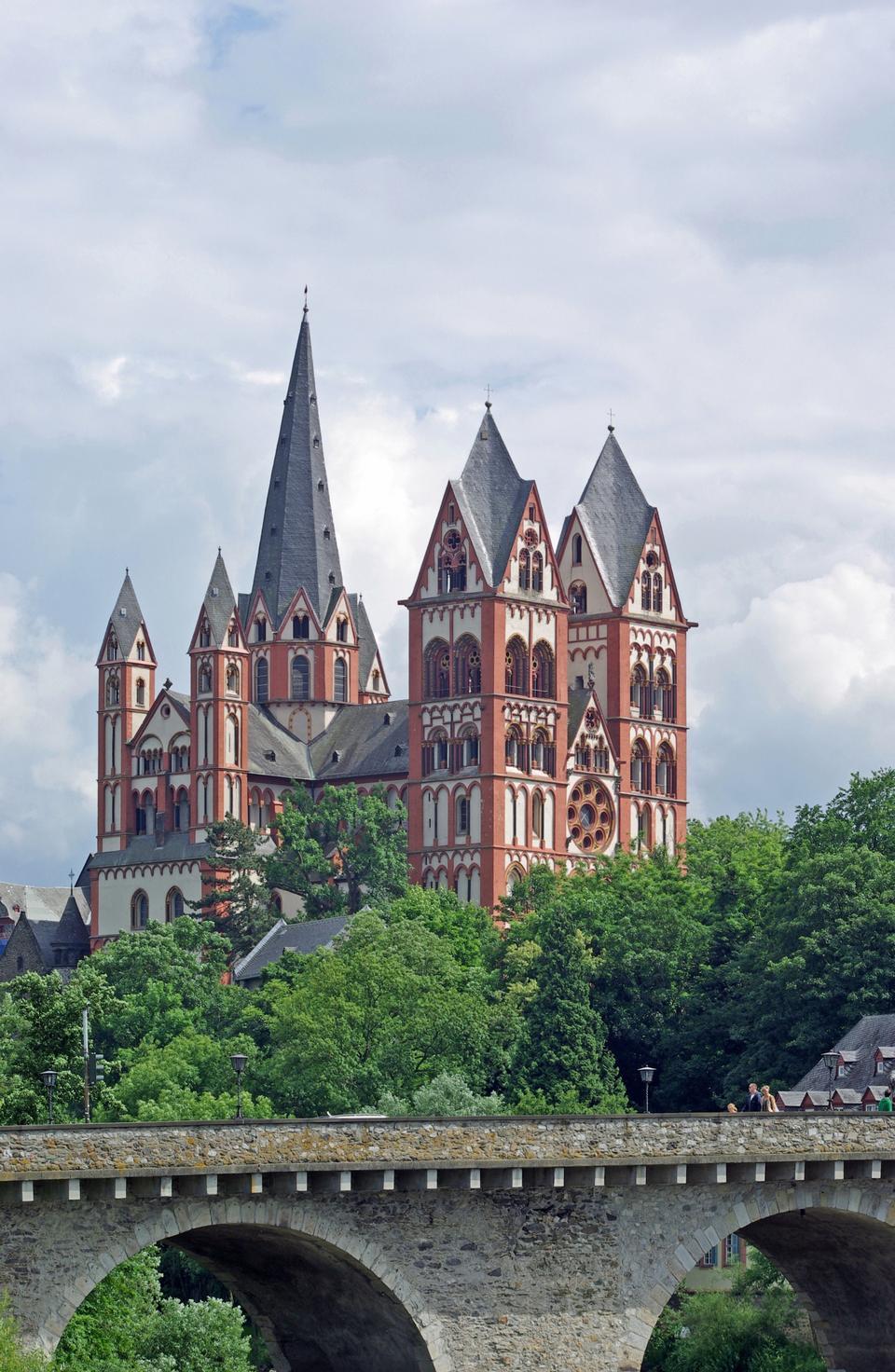 大教堂林堡,德國