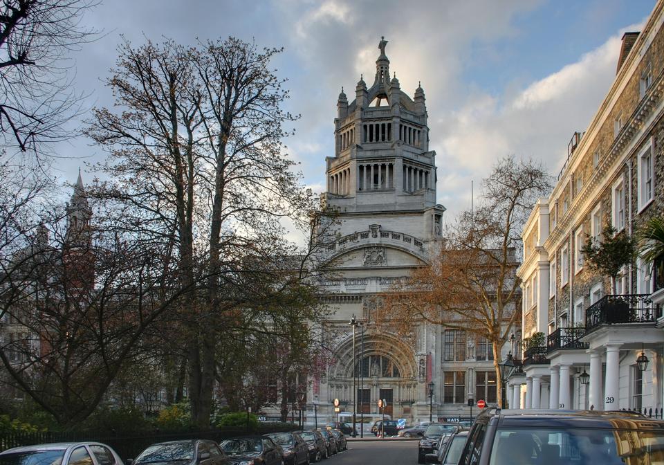 Лондон. Музей Виктории и Альберта