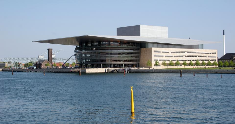 コペンハーゲンのロイヤルオペラハウス