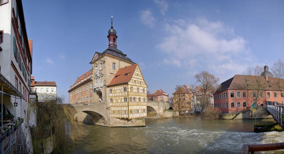 上桥市政厅,德国班贝格