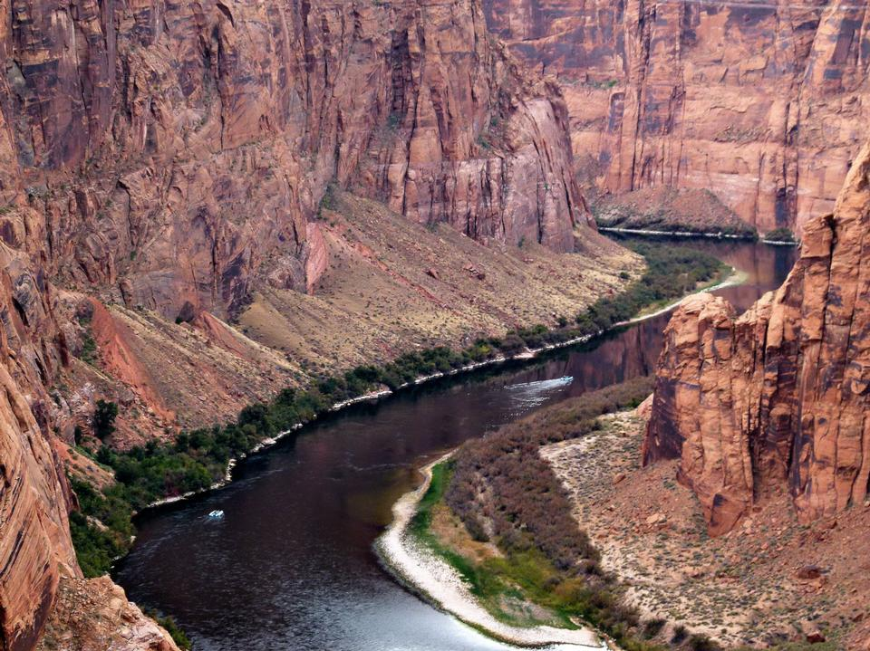 Río Colorado en Glen Canyon