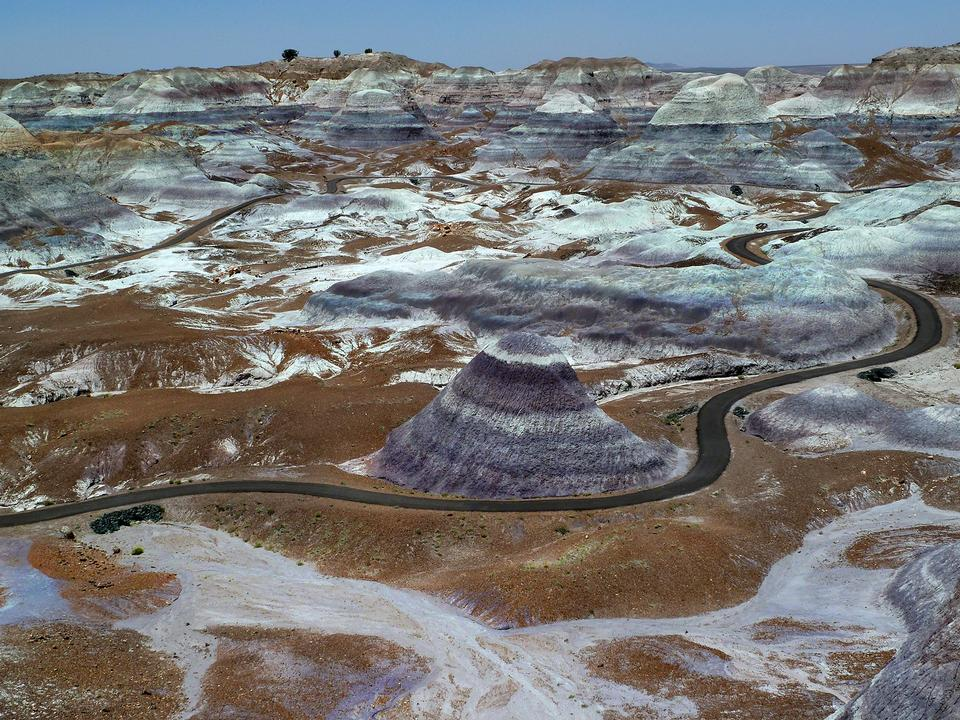Petrified Forest Nationalpark