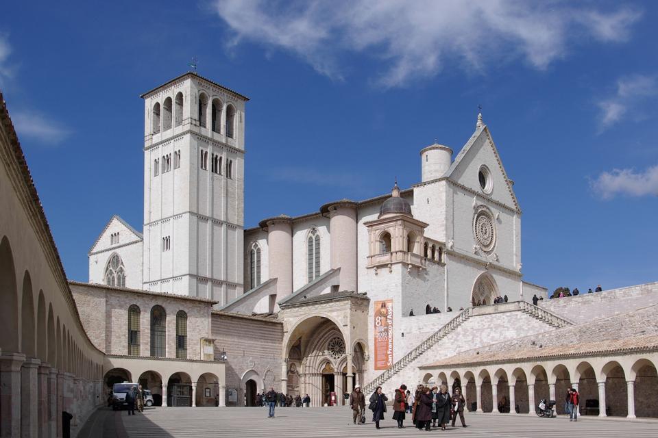 San Francesco, Assise
