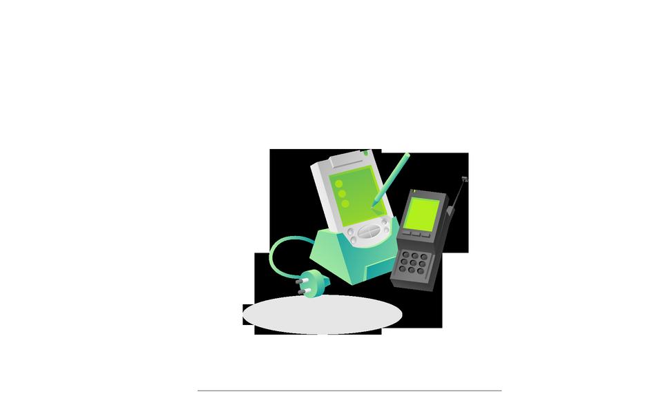 구식 휴대 전화