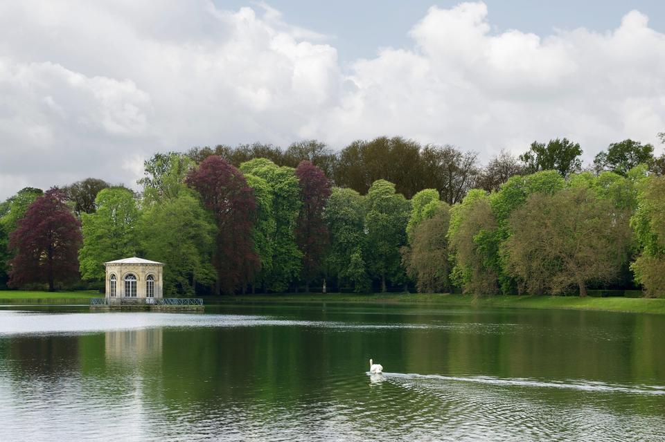 鯉の池フランス