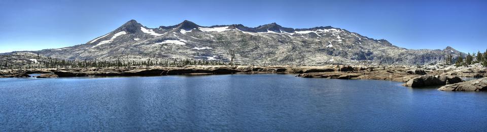 水晶山在加利福尼亚州