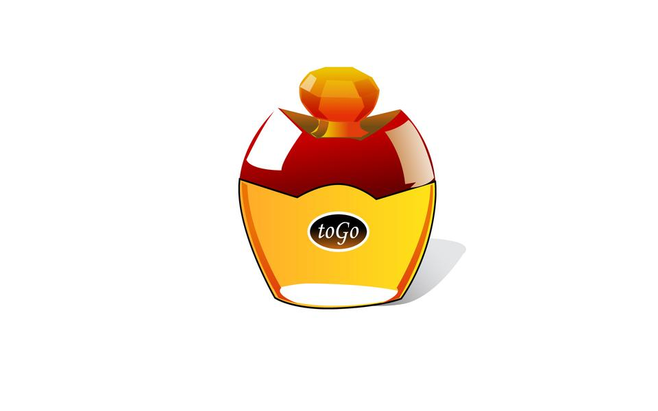 美しい香水瓶