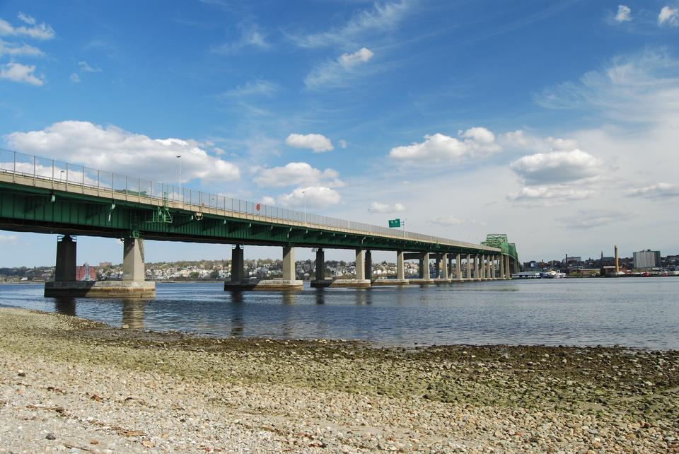 Charles M. Braga Jr. Memorial Bridge in Massachusetts