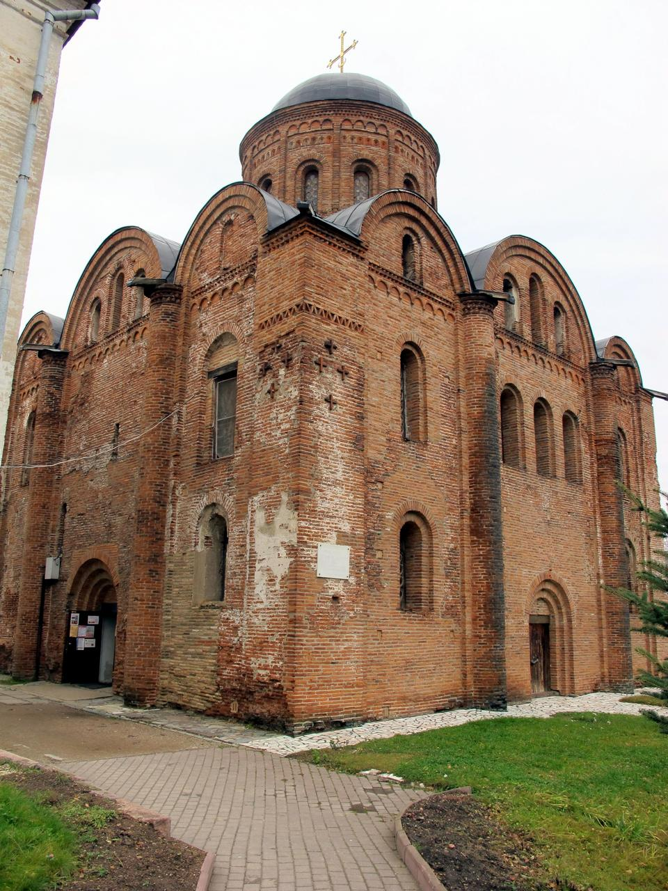 Church of Saint Peter and Saint Paul on Gorodyanka