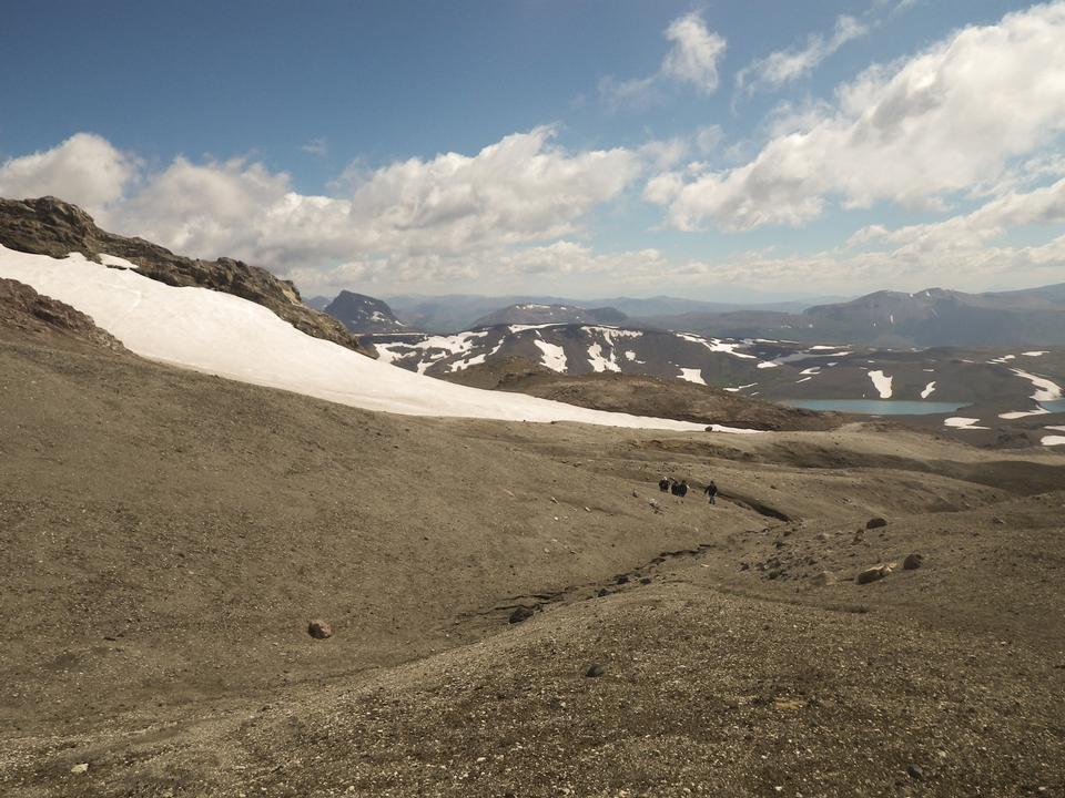 Copahue Volcano, Patagonia, Neuqen