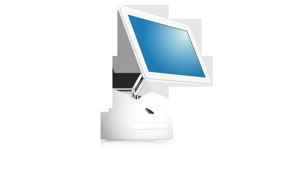 新现代空白显示器