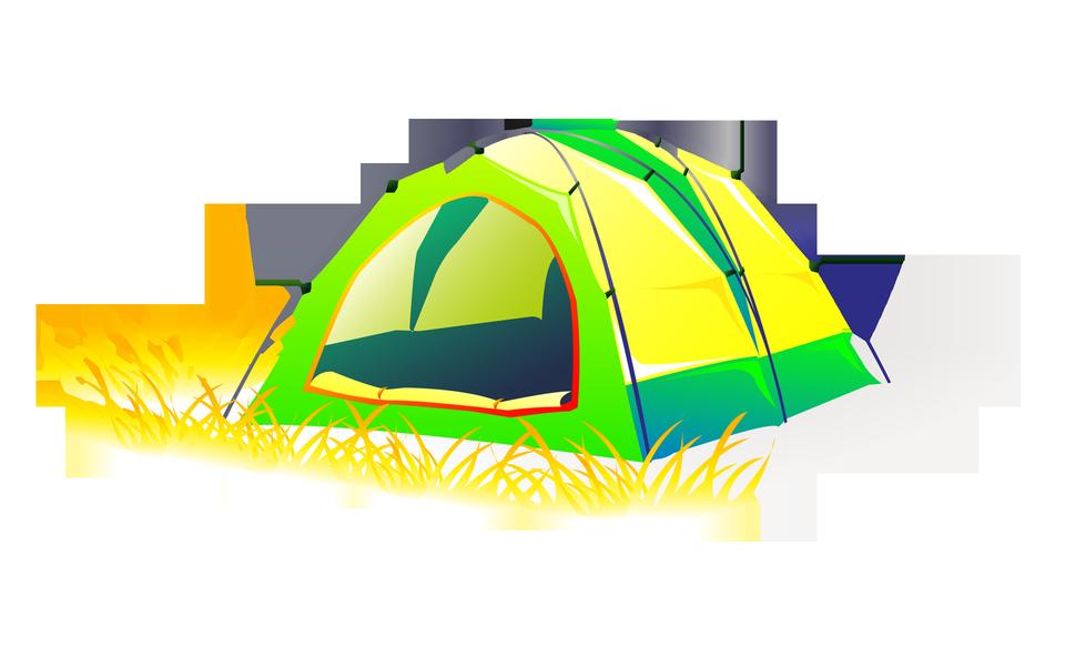 テントのアイコン