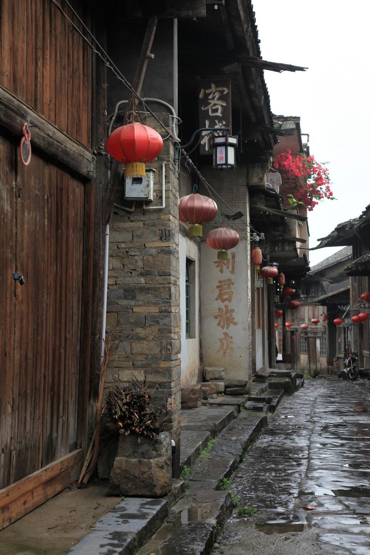 Daxuzhen、桂林、広西チワン族自治区の古代の町