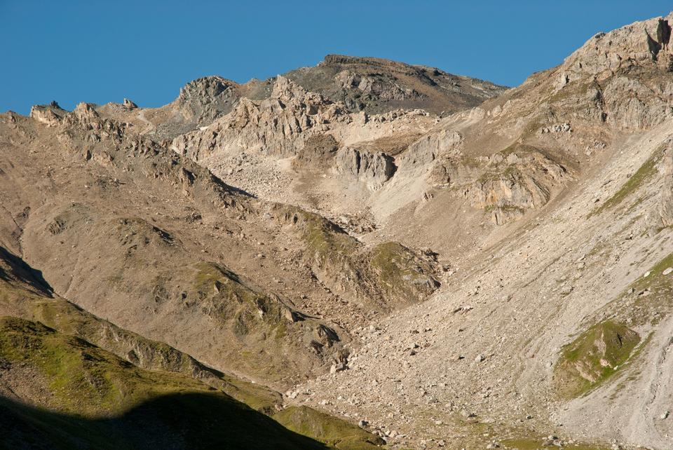 Patscherkofel in Tyrol region, south of Innsbruck