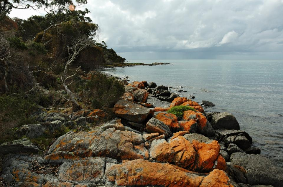 The Hazards, on Tasmania's Freycinet Peninsula