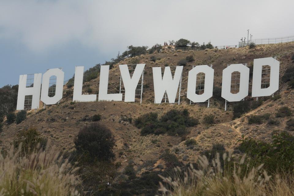 ハリウッドロサンゼルスカリフォルニアサイン