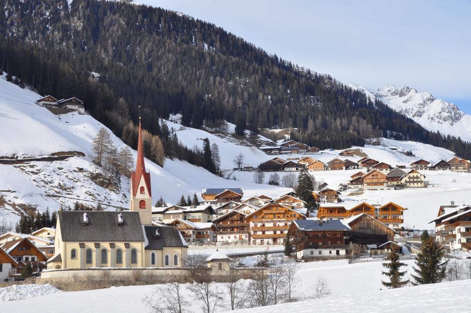 Reiteralpe山風景區景觀