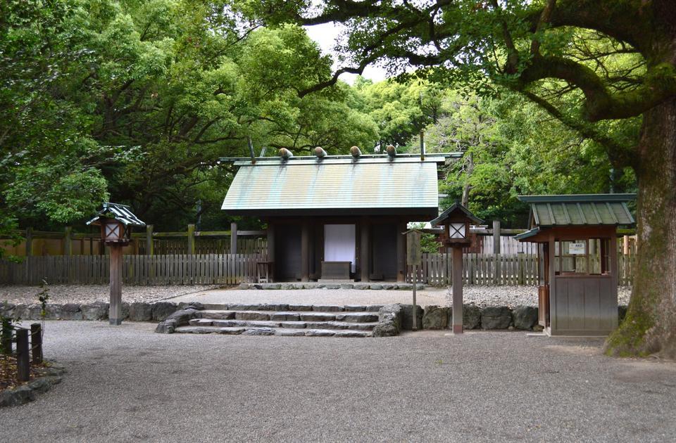 传统的日式建筑
