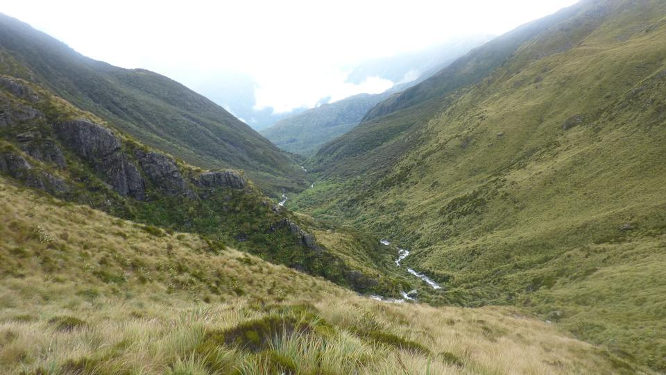 霍基蒂卡峡谷,霍基蒂卡,新西兰