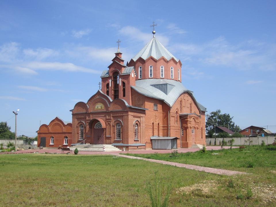 Церковь Святой Троицы. Россия