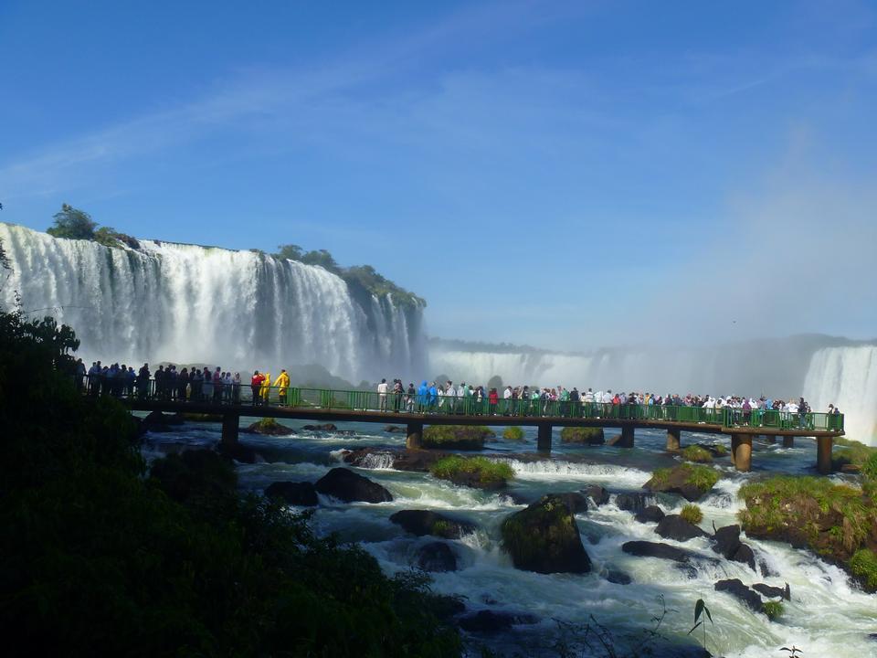 伊瓜苏瀑布,巴西