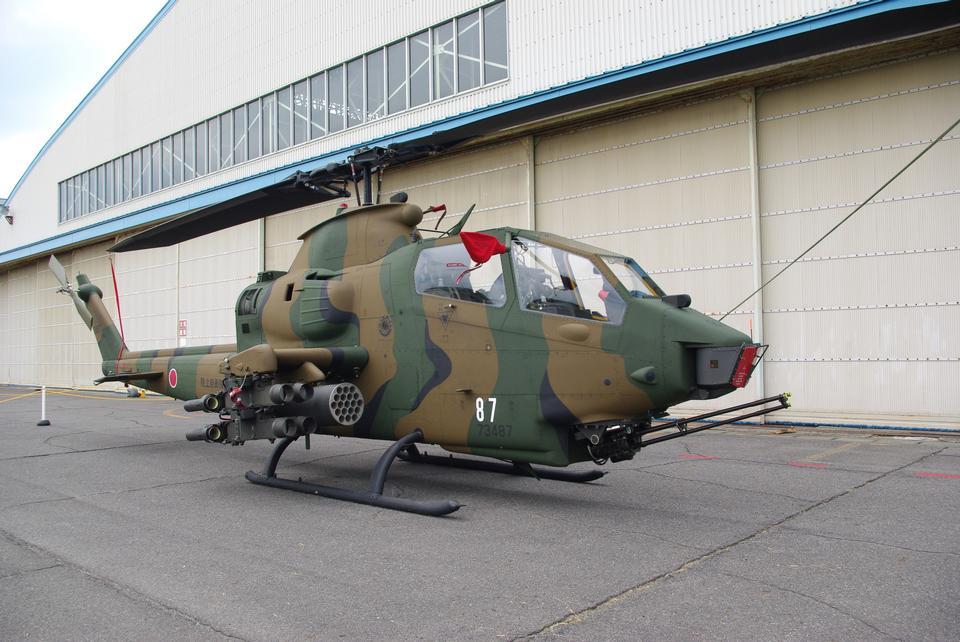 Hélicoptère Bell AH-1 Cobra Attaque