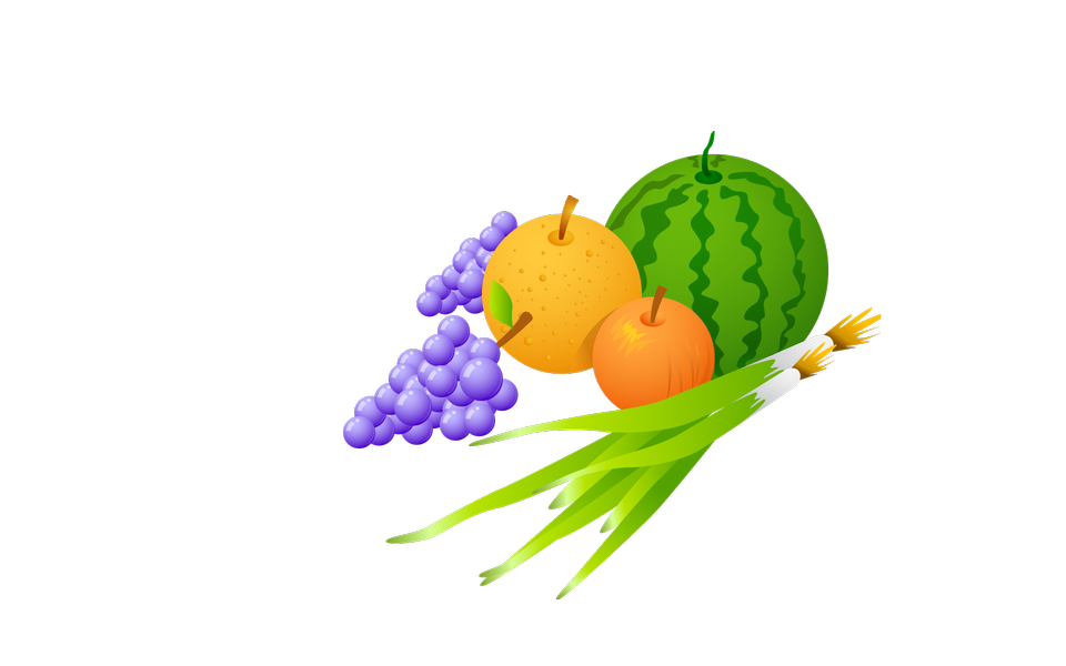 Images fruits and vegetables