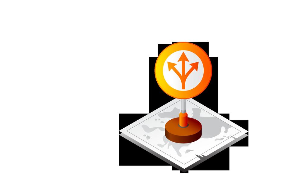Map icon con i segni