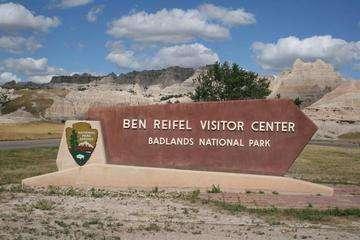 Download grátis imagem de alta resolução - Registe para o Ben Reifel Visitor Center