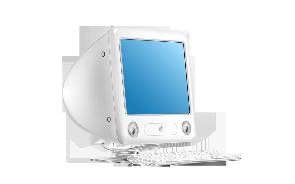 Modern, power home desktop PC.