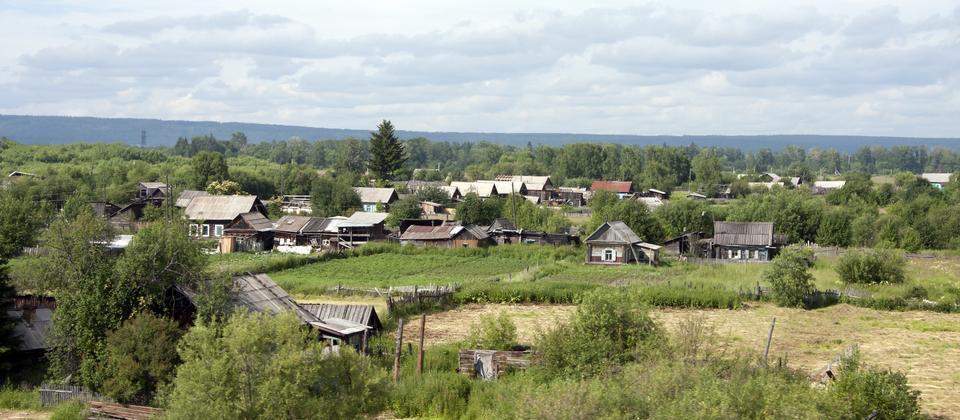 俄羅斯小鎮比留辛斯克