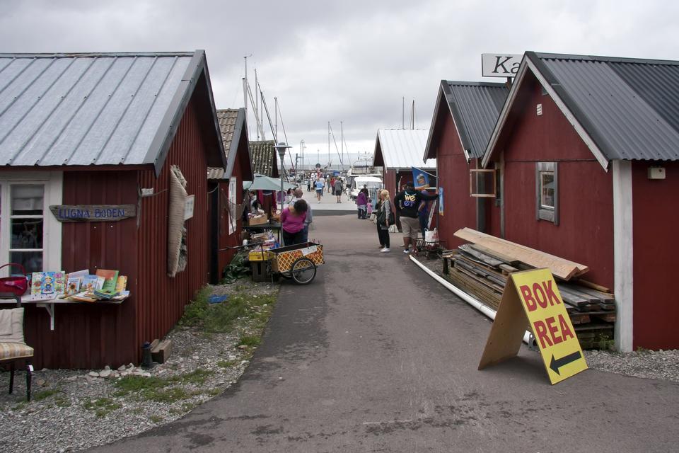 比克瑟尔克鲁克,厄兰岛,瑞典