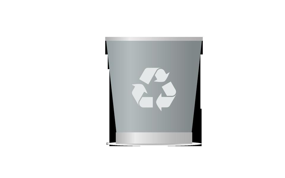 Корзины отходов