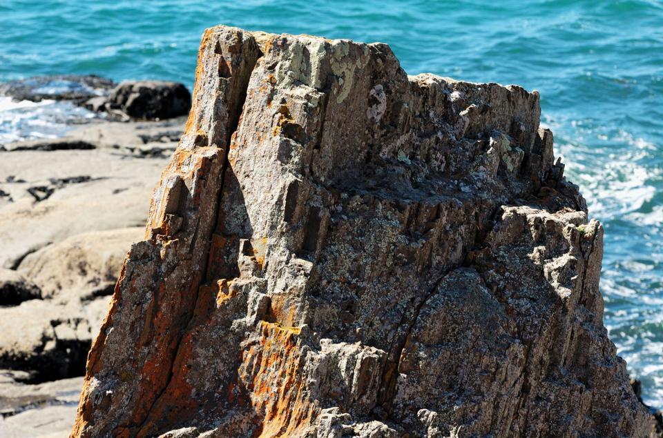 Rocks Mersey Bluff Caravan Park Devonport, Australia