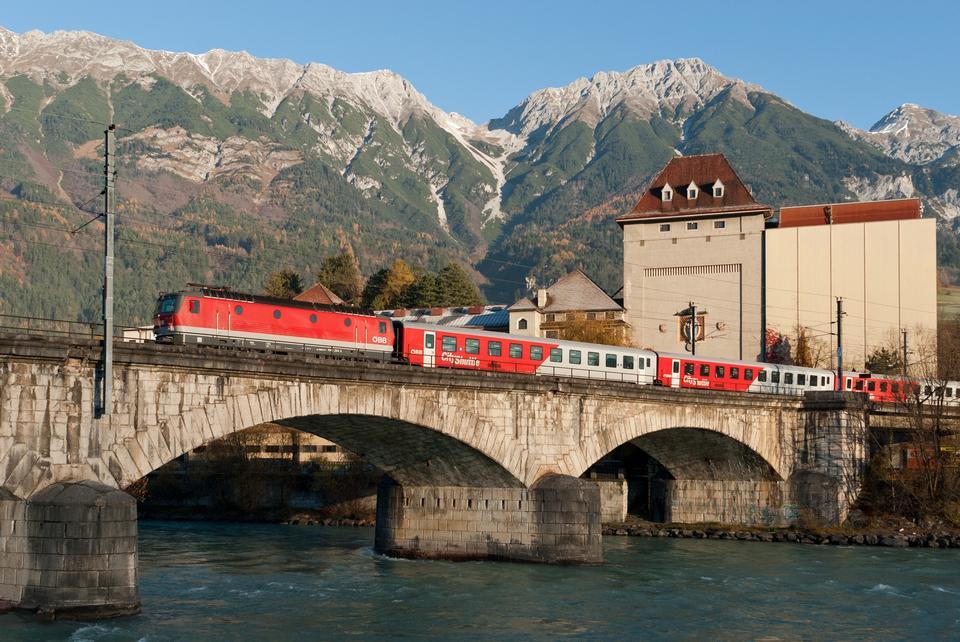 빙하 특급 열차