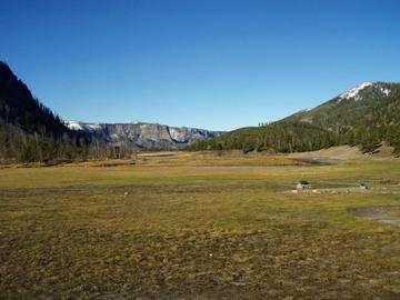 Descarga gratis la imagen de alta resolución - Pradera, Madison Junction, Parque Nacional de Yellowstone
