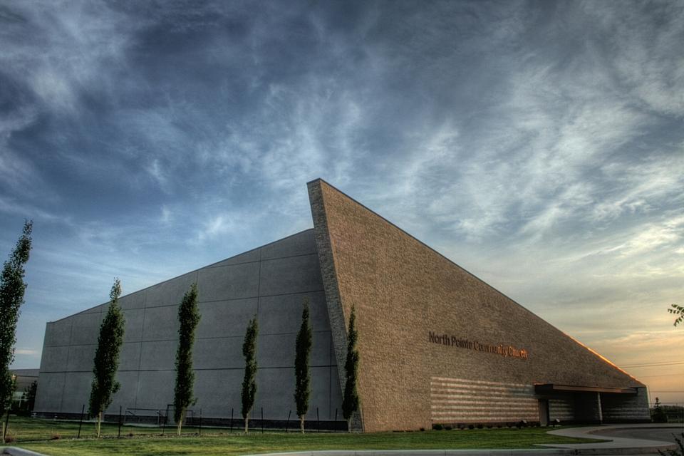 앨버타, 캐나다 교회