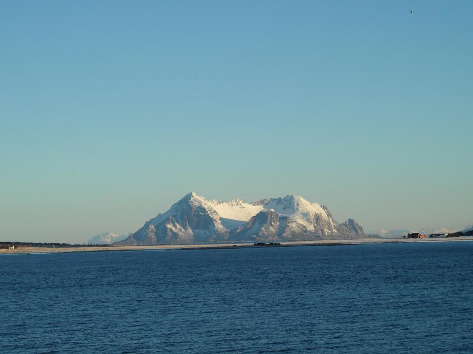 挪威夏季海景