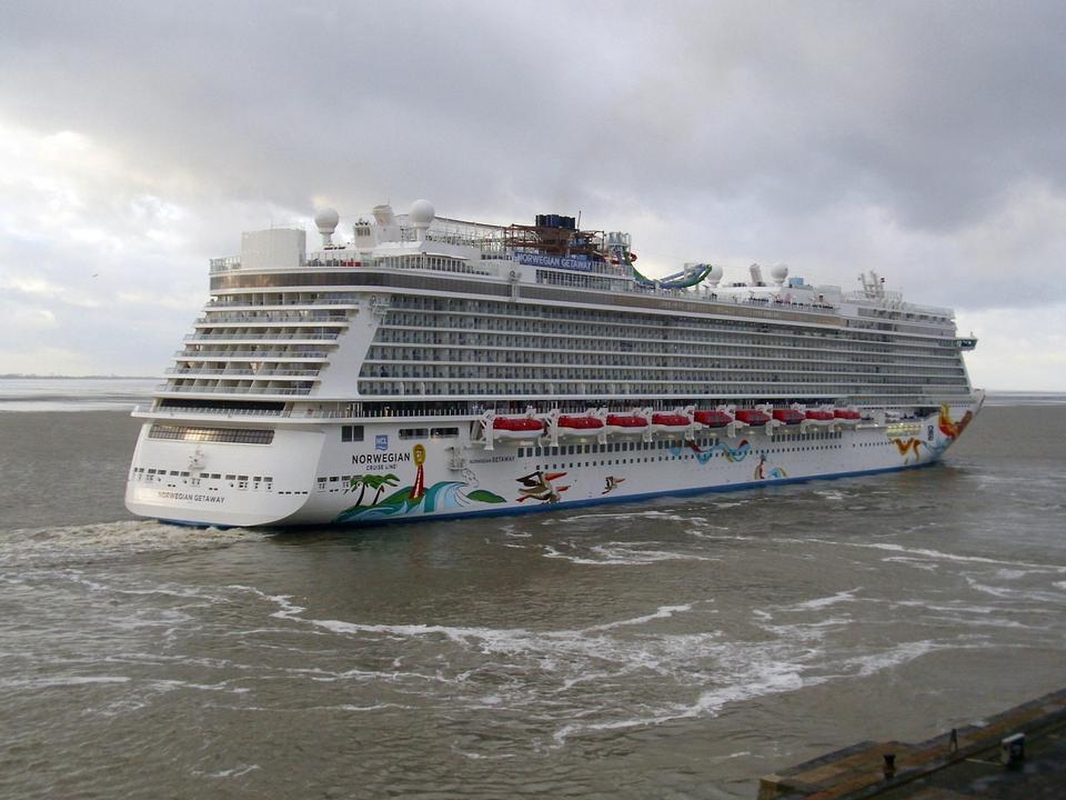 La nave da crociera Norwegian Getaway