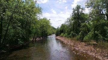 Descarga gratis la imagen de alta resolución - Seneca Rocks Río