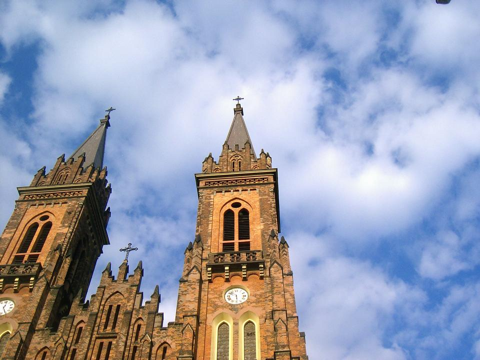 Parish Church - Lodz, Poland