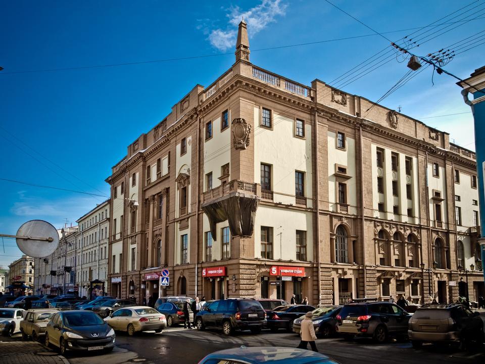 Saint Petersburg City in Russia