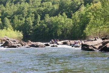 Descarga gratis la imagen de alta resolución - Rafting en los rápidos del río
