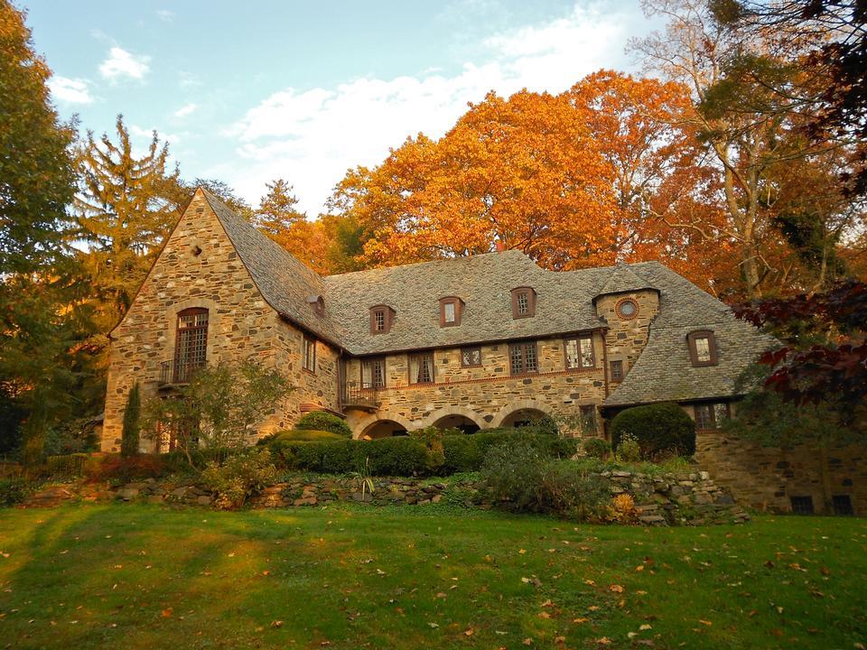 房子玫瑰谷,賓夕法尼亞州